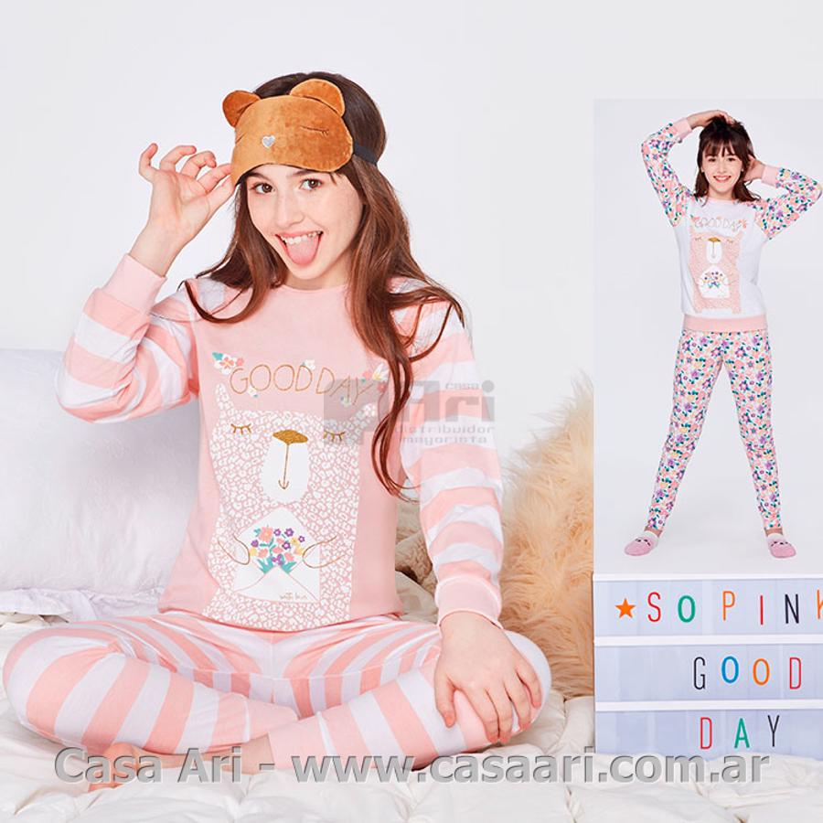 pijama m/l niña so cute