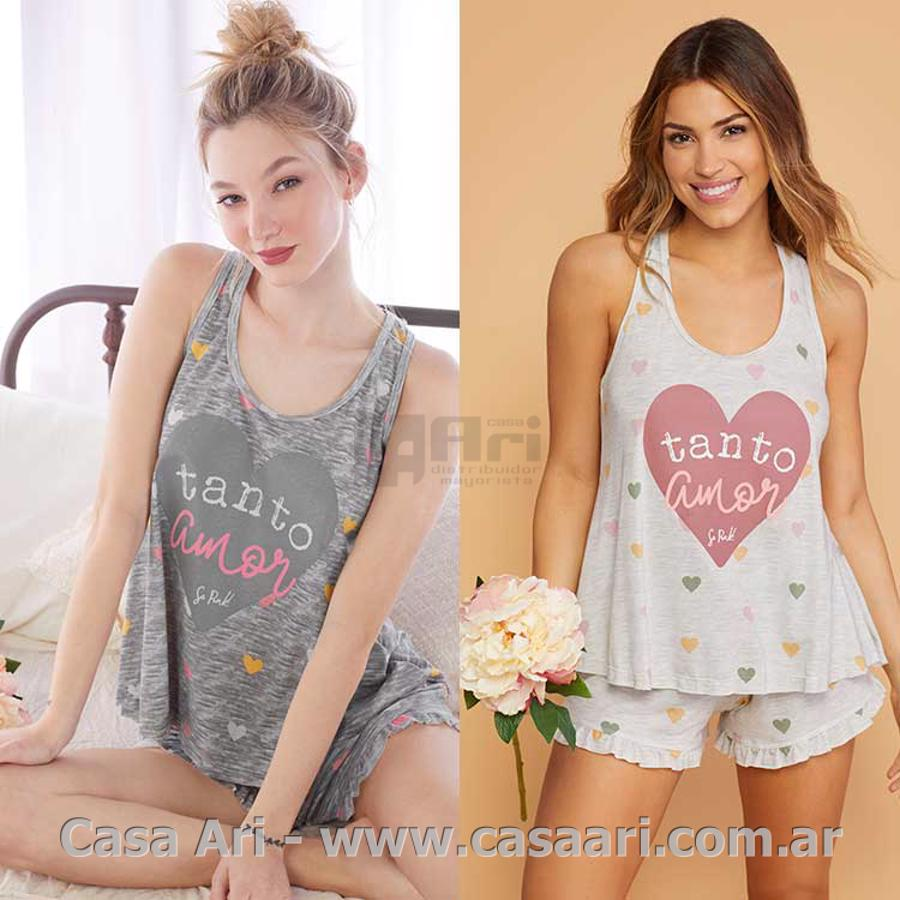 pijama musculosa so love